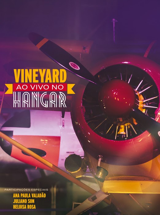 Vineyard - DVD Ao vivo no Hangar (2013)