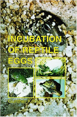Libro: Incubation of reptile eggs