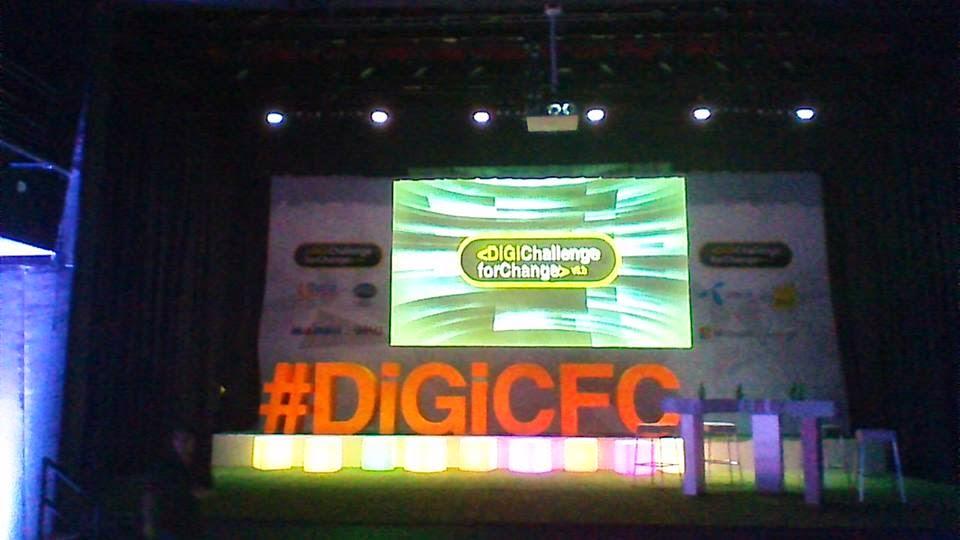 DiGi challenge for Change Season 5 Finale Award Ceremony #DIGICFC