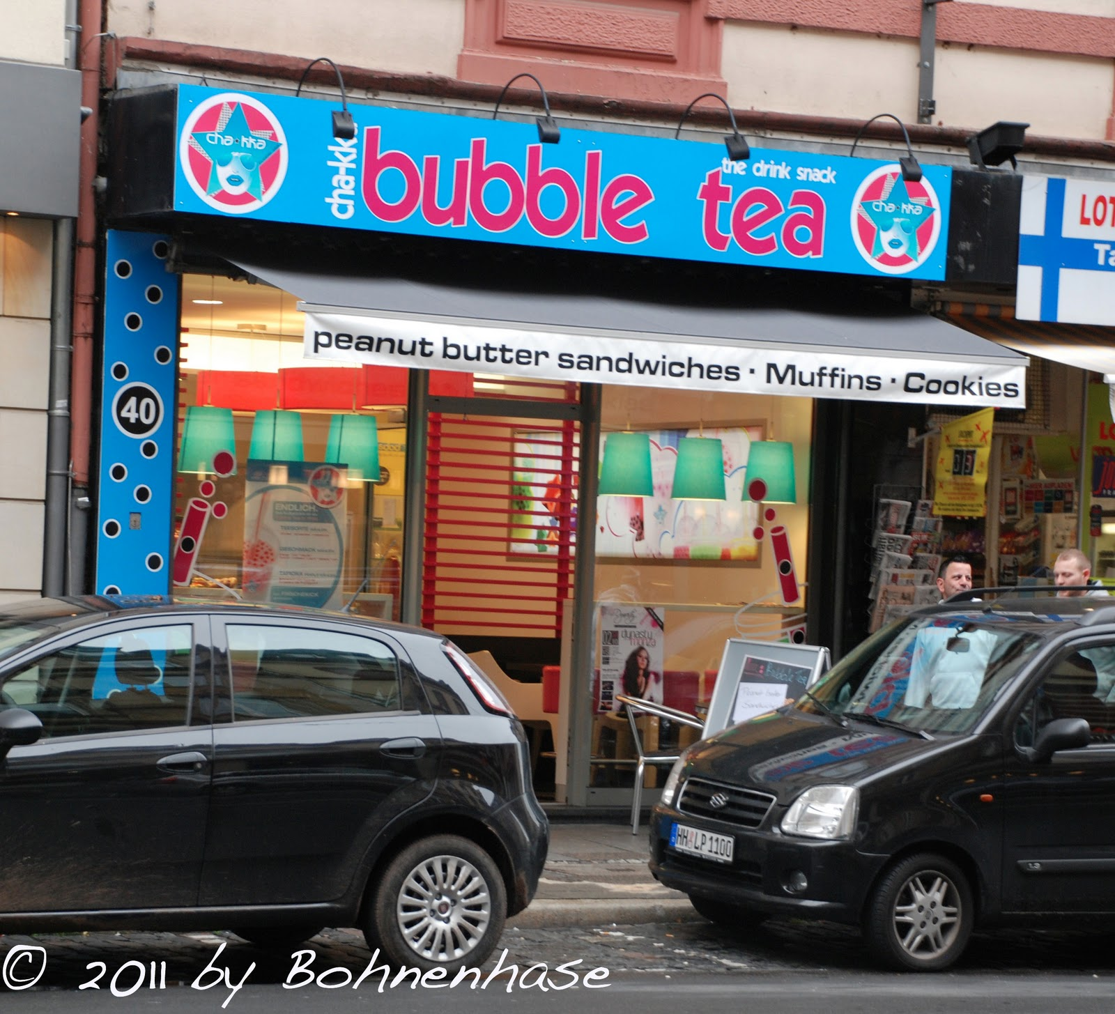Bubble Tea Near Natural History Museum