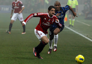 Resultado Partido AC Milan Vs Inter de Milán