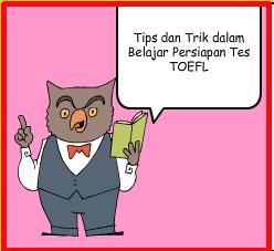 Belajar Persiapan Tes TOEFL