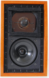 Chartwell LS3/5a Speaker without grill