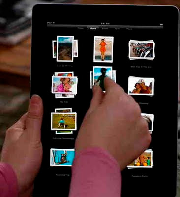 iPad Photo, Apple