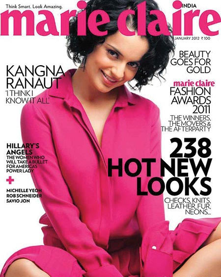 Kangna Ranaut1 - HOT Pink Dress
