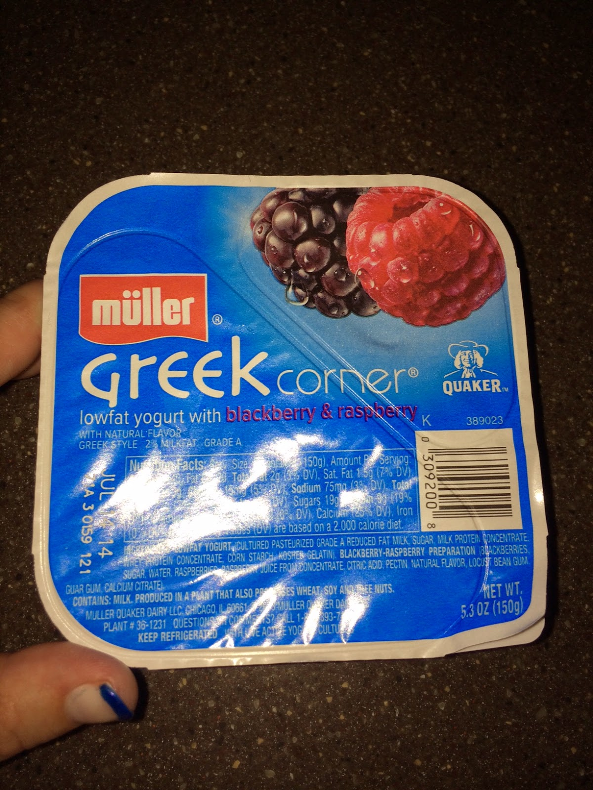 Muller Greek Yogurt