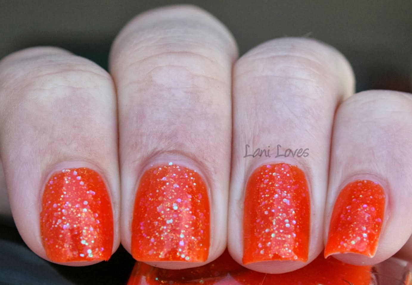 Pahlish - Who Loves Orange Soda?! swatch
