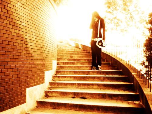 Lo que escribe gerardo la escalera del perd n for Escaleras villar