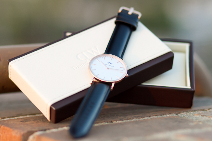 DANIEL WELLINGTON WATCH SHEFFIELD LADY STYLE