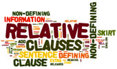 relative clauses wordle
