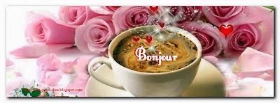 Message bonjour