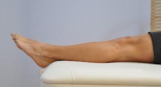 Exercícios de fisioterapia na entorse do tornozelo