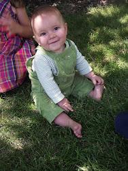 Judah, 9 months