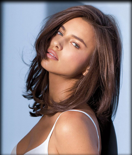 women and men hairstyles irina shayk hairstyles