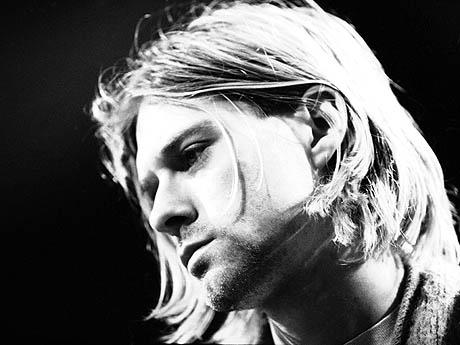 kurt cobain. Kurt Cobain died 17 years ago