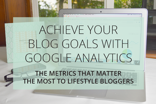 Use Google Analytics to grow your blog