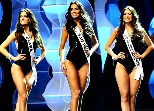 TOP 03 MISS BRASIL 2014