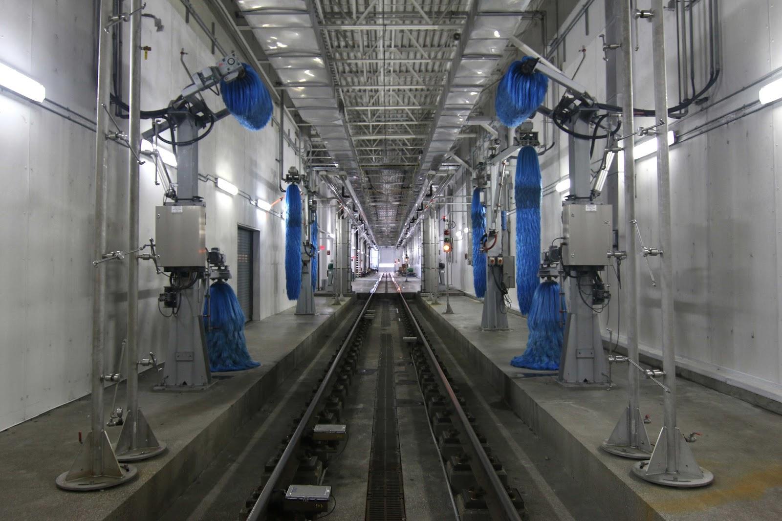 Calgary City News Blog Ctrain Wash Is A Green Clean Machine