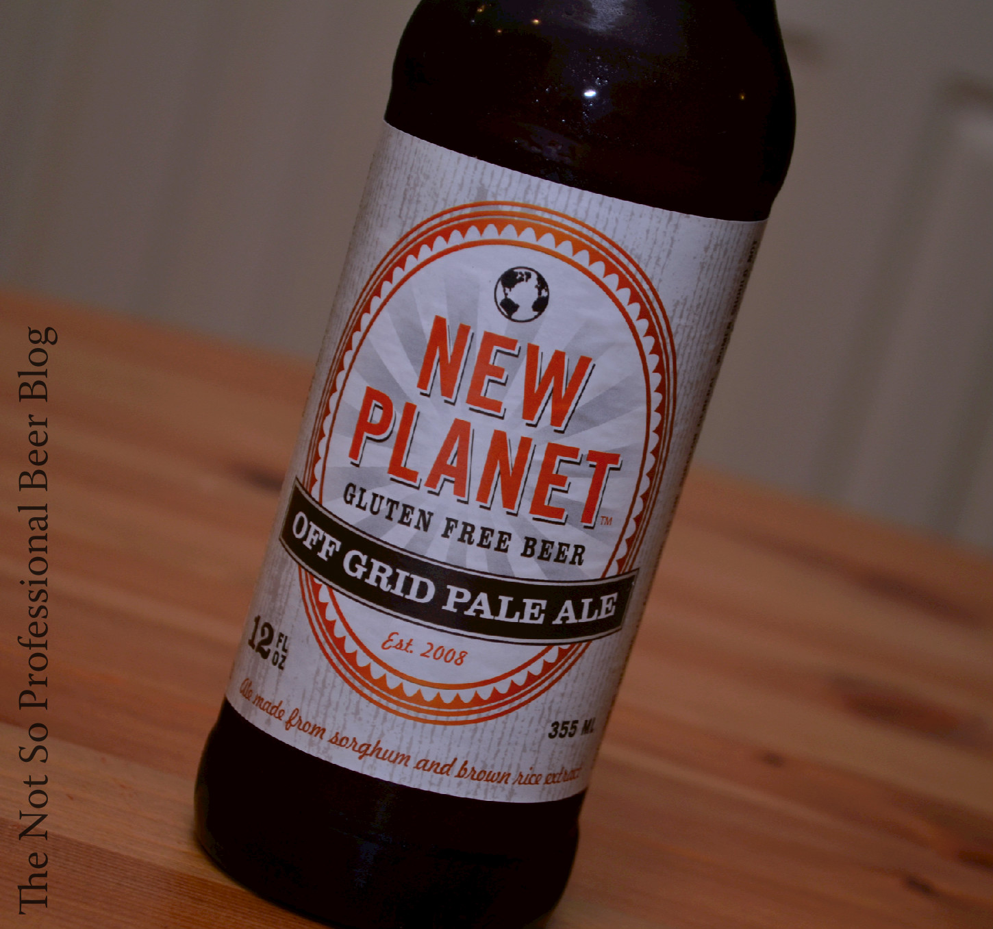 The Not So Professional Beer Blog: Review: Off Grid Pale ...