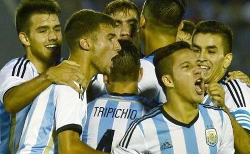 Argentina es campeón del Sudamericano Sub 20 2015