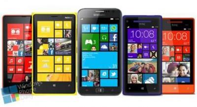 Pangsa Pasar Windows Phone Tumbuh di Q3 2013