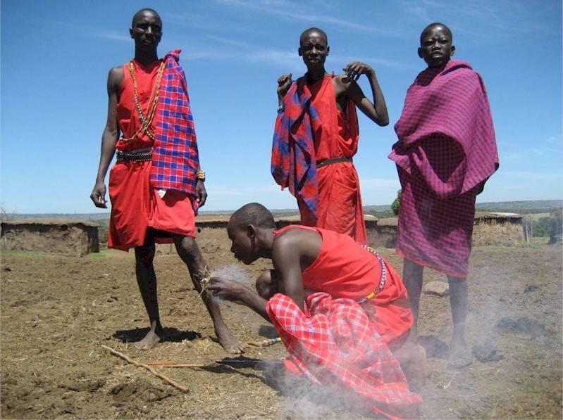 Accento svedese lega nord per l 39 indipendenza della tanzania - Rito porta soldi ...