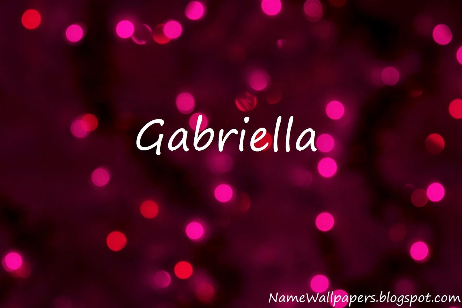 gabriella name wallpapers gabriella name wallpaper urdu