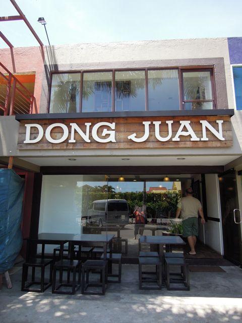 Don Juan Restaurant Cebu Menu