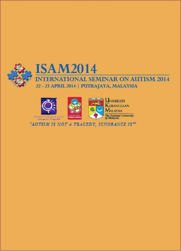 International Seminar On Autism 2014