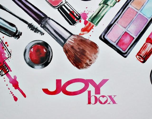JOYBOX make up   pierwsze wrażenia i minirecenzje