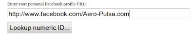 Cara Mengetahui ID Facebook Aero Pulsa Online Termurah