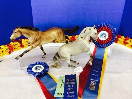 Breyerfest Champion 2014