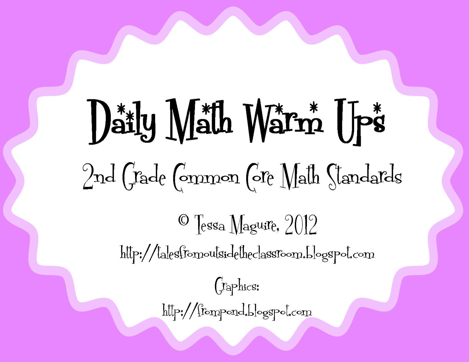 math worksheet : common core classrooms 3rd grade math warm ups : Math Warm Up Worksheets