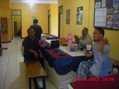Pelatihan Magang Pengelola Rumah Asuh YABNI Palembang, Magelang, Makasar
