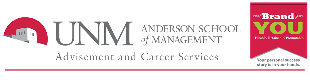 UNM Anderson Advisement and Career Services