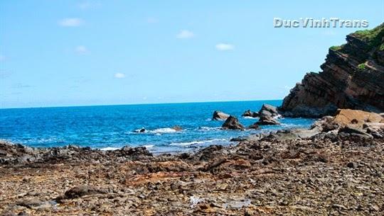 Kinh nghiệm du lịch đảo Cô Tô - bai da co to