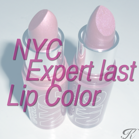 NYC Expert last lip color