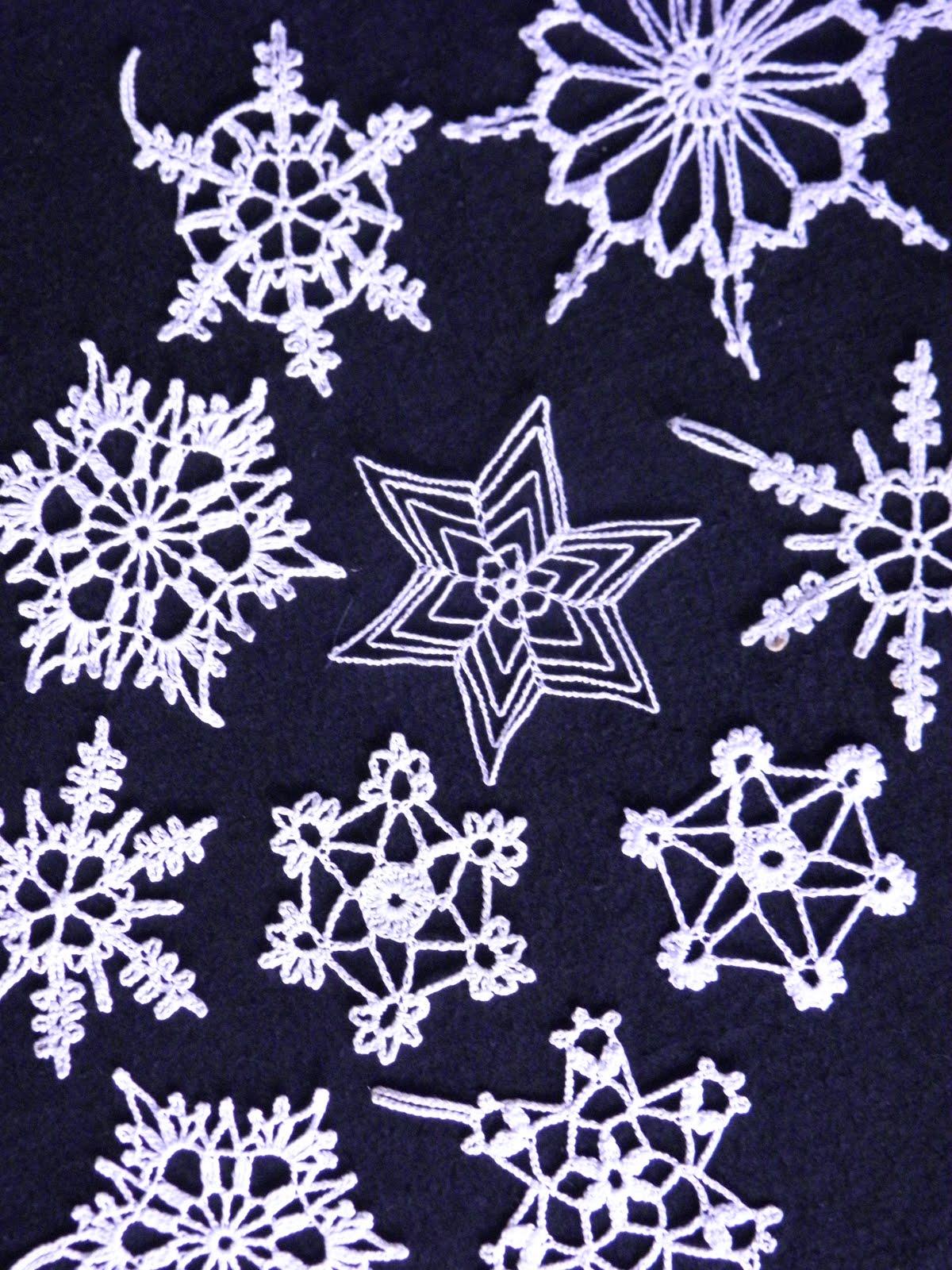 Snowflake Craft