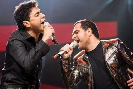 Show Zezé Di Camargo e Luciano em São Luís