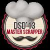 Gotta Pixel Master Scrapper 2013