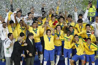 El rendimiento de los Brasileros en la Final
