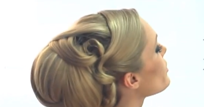 fabulous stunning fabulous peinados con recogidos elegantes para fiestas de gala peinados y cortes de cabello - Peinados De Moos