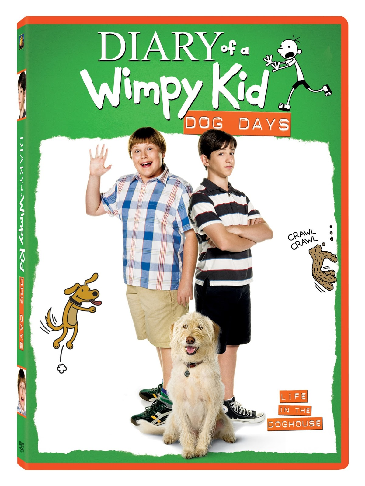 Dog Days Diary Of A Wimpy Kid Copyright Date