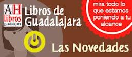 Libros de Guadalajara Novedades