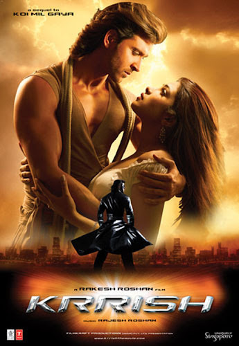 Krrish (2006) Movie Poster