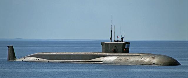 Submarinos dos EUA usam Linux