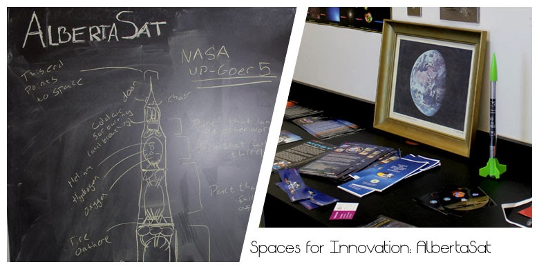 Spaces for Innovation at UAlberta
