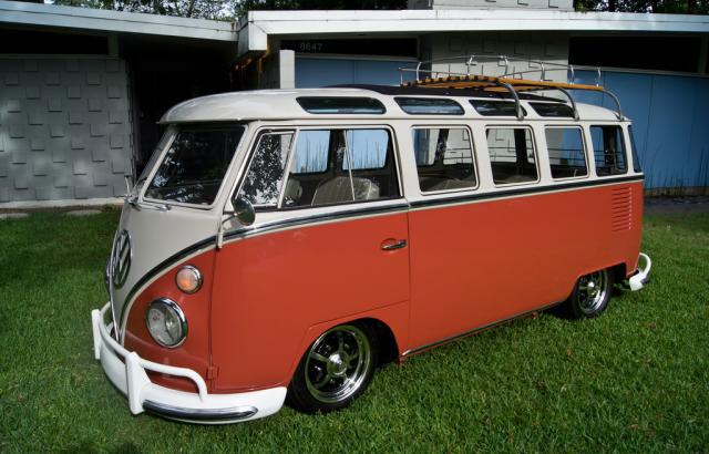 Vw bus 23 window deluxe 1963 vw bus for 20 window vw bus