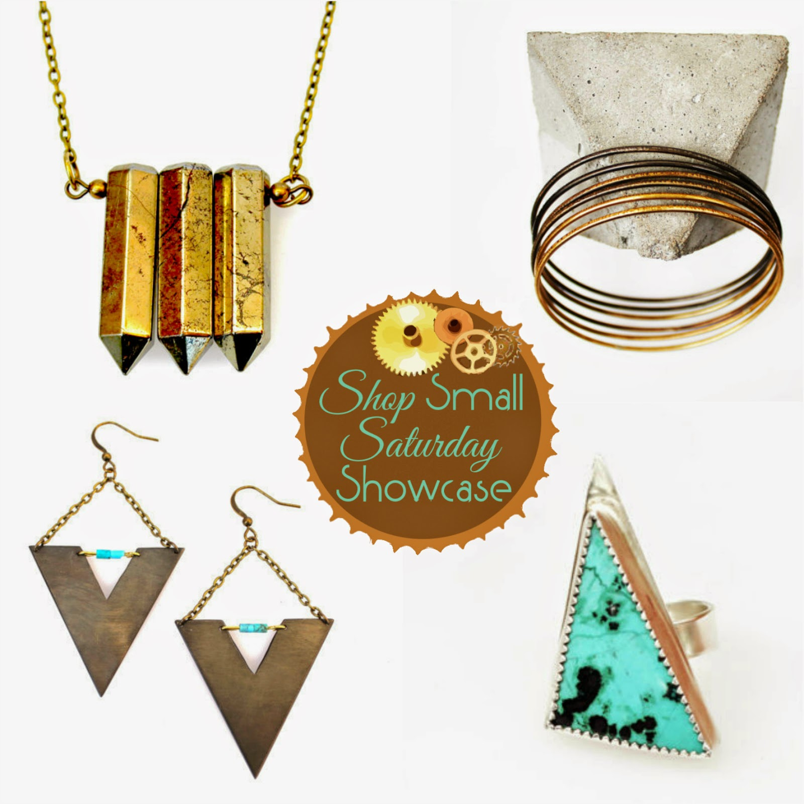 Crow Jane Jewelry feature, promo and GIVEAWAY on Shop Small Saturday at Diane's Vintage Zest!