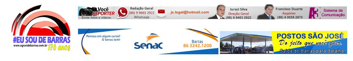 Notícias de Barras e toda a região norte do Piauí